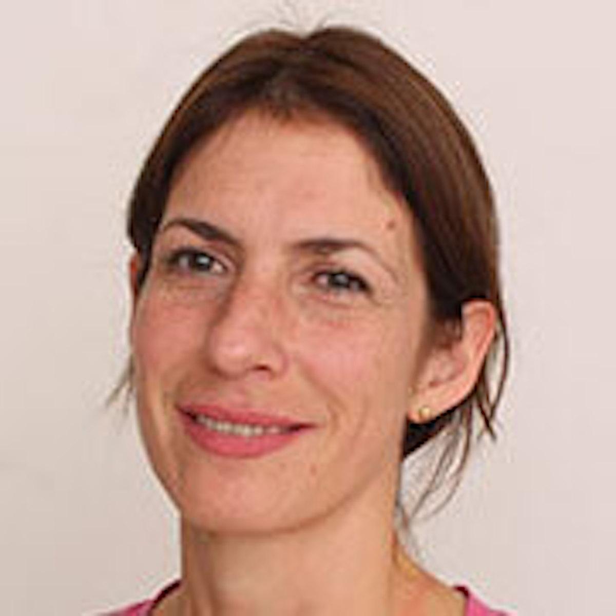 Professor Mariana Rufino